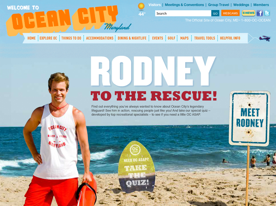 Meet Rodney